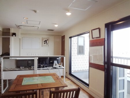 YEBISU.BLD.甲東園 4階 戎住宅販売株式会社 店舗内観写真
